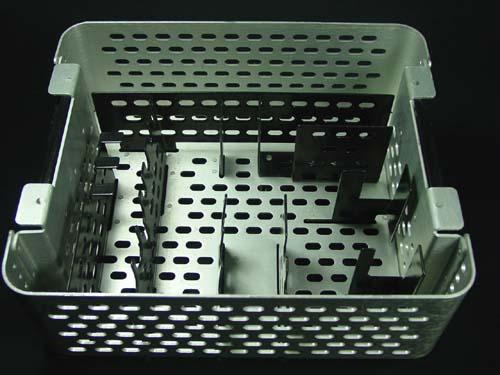 Stryker 5100-176 TPS Handpiece Sterilization Case