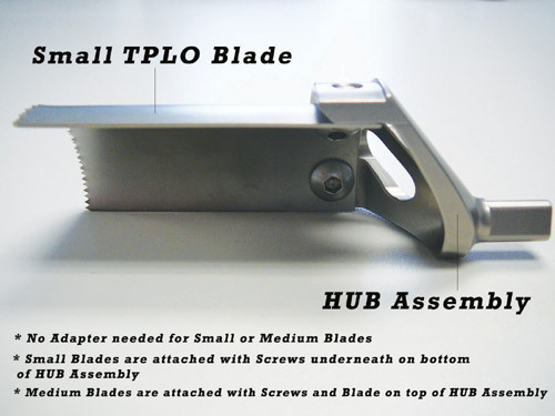 TPLO Saw Blade Replacement 20mm