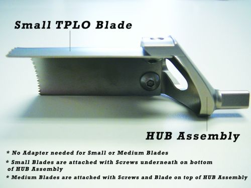 TPLO Saw Blade Replacement 24mm