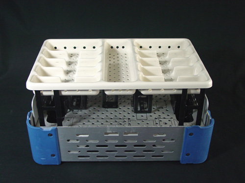 Stryker CD3 4300 Cordless Driver 3 Sterilization Case