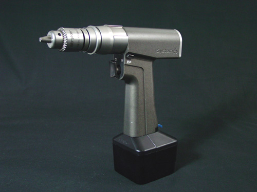 Stryker 6203 System 6 Single Trigger Rotary Handpiece