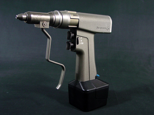 Stryker 6205 System 6 Dual Trigger Rotary Handpiece