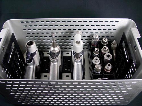 Stryker 4102-451 System 4 and System 5 Sterilization Case