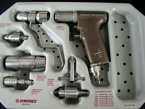 Synthes ComPact Air Drive II System