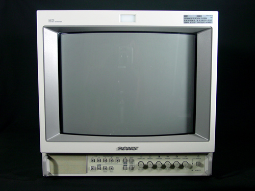 Sony PVM-1353MD High Resolution Video Monitor