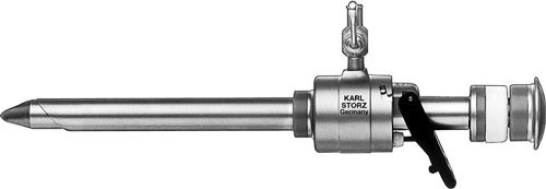 Karl Storz 30103M 11mm Laparoscopic Cannula Set