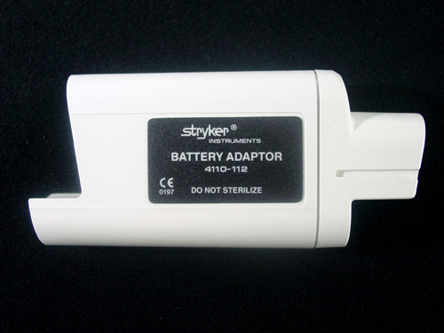 Stryker 4110-112 Battery Charger Adapter