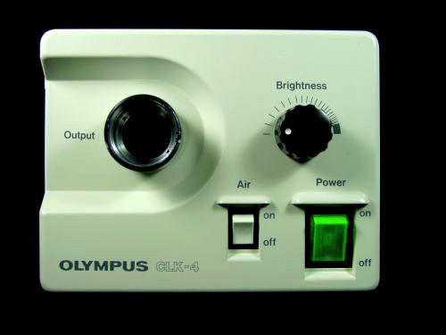 Olympus 150 Watt Halogen Light Source with Air