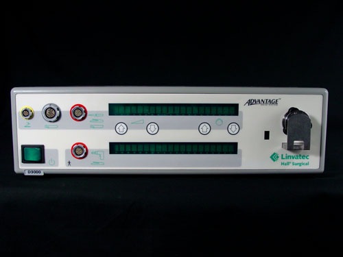 Linvatec Hall Surgical D3000 Advantage Drive System Console