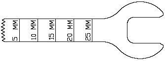 3M Hall/Linvatec K142 Mini-Driver Sagittal Saw Blade