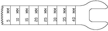 3M Hall/Linvatec K154 Mini-Driver Sagittal Saw Blade