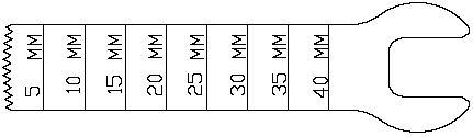 3M Hall/Linvatec K155 Mini-Driver Sagittal Saw Blade