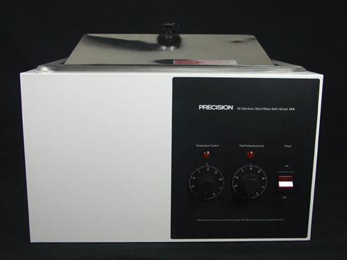 Precision Scientific Incorporated 184 Water Bath