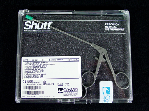 SHUTT - Linvatec 11.1001 Arthroscopic Grasper