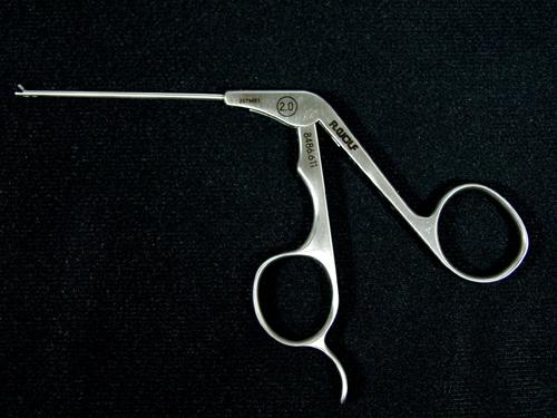 Wolf 8486.611 Miniature Double-Spoon Forceps