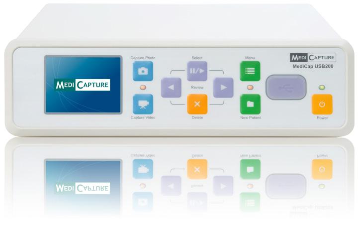 MediCapture MediCap USB200 Digital Capture Device