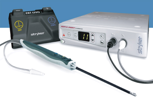 Stryker SERFAS Energy System